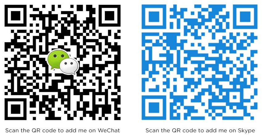 WeChat: timcai37 | Skype: timmy.cai